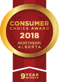consumers choice award 2018 hair restoration