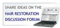 hair restoration forum