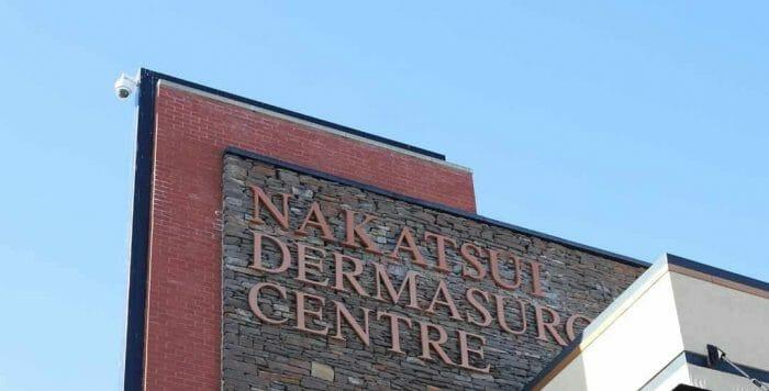 hair transplant centre in Edmonton, medical director dermatologist Dr, Nakatsui