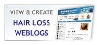hair loss weblogs